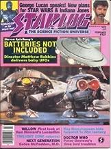 STARLOG: #127; February, Feb. 1988
