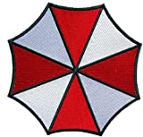 Iron On Patch Perfect for cosplay or Halloween! Great gift for Resident Evil fans! 3 Inch width