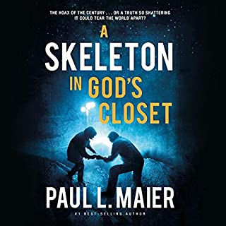 A Skeleton in God's Closet audiobook cover art