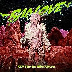 SHINEE KEY BAD LOVE 1st Mini Album PHOTO BOOK [ B ] Ver. 1ea CD+1ea Photo Book+1ea Photo Card