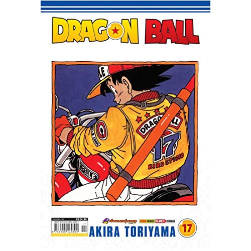 Dragon Ball Vol. 17