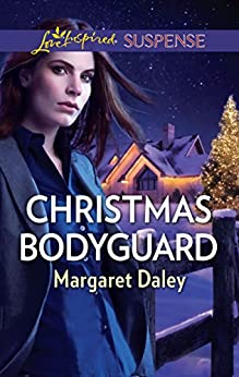 Christmas Bodyguard: A Suspenseful Romance of Danger and Faith (Guardians, Inc.) by [Margaret Daley]