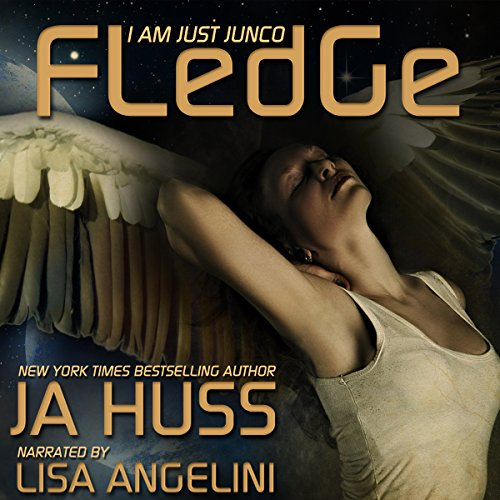 Fledge audiobook cover art
