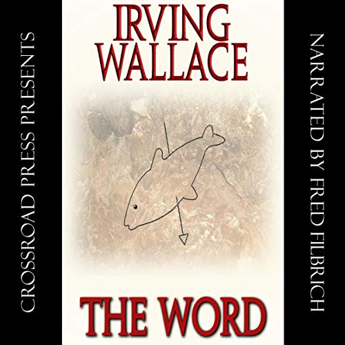 The Word audiobook cover art