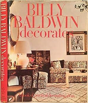 Hardcover Billy Baldwin Decorates Book