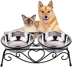 VIVIKO Pet Feeder for Dog