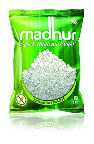 Madhur White Sugar, 1 kg
