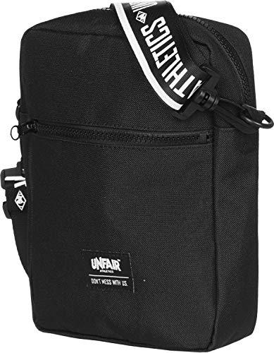 Unfair Athletics Hyprid Pusher Tasche schwarz/weiß, OS