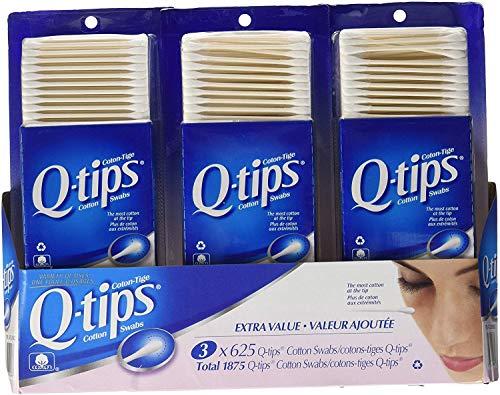 Q-Tips - Pantalón de algodón, CO811b, 1