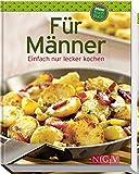 Minikochbuch - Für Männer: Enfach und lecker kochen