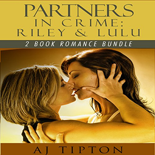 Partners in Crime: Riley & Lulu: 2-Book Romance Bundle audiobook cover art