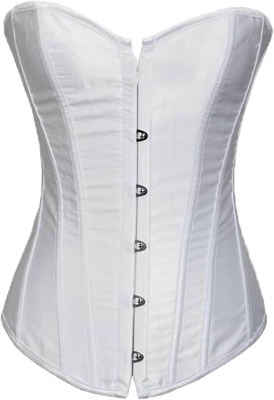 Women's Strapless Mesh Bustier Open Back Corset Crop Top Boned Corsets Shapewear Outfit Slim Underwear