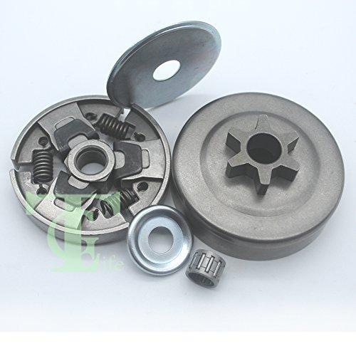 6T Kupplung Drum Ritzel Waschmaschine Radlagersatz für Stihl MS250MS230MS210MS180MS170017018021023025Chainsaw Teile