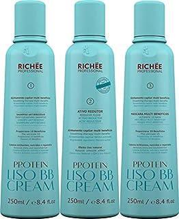 Richee Protein Liso BB Cream Professional Kit 250ml