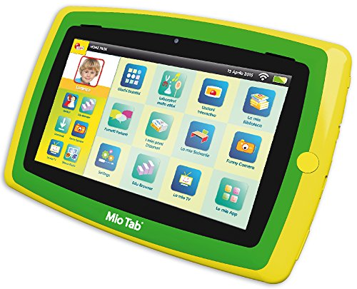 Lisciani Giochi 51465 - Mio Tab Smart Kid HD [Versione 2015]