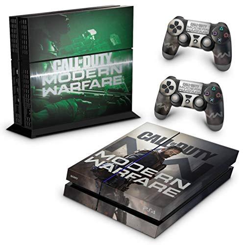 Skin Adesivo para PS4 Fat - Call Of Duty Modern Warfare