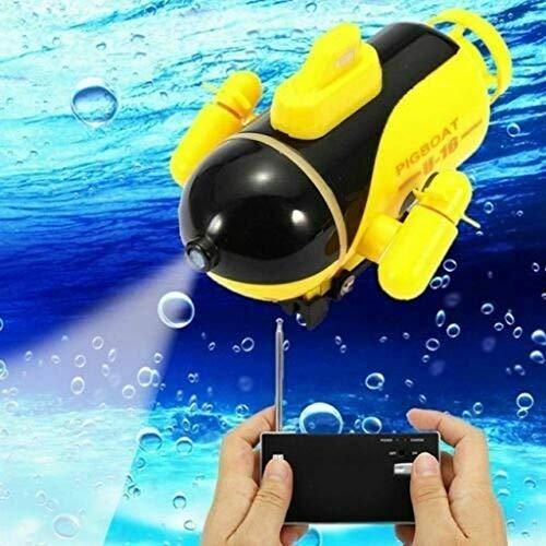 Drone submarino Mini RC HD cámara subacuática Drone con FPV