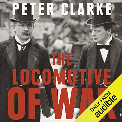 Couverture de The Locomotive of War