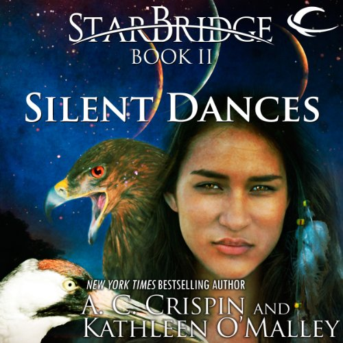 Silent Dances audiobook cover art