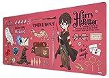 ERIK - Mousepad XXL, Alfombrilla de ratón XXL Harry Potter, 80x35 cm