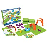 Learning Resources- Code & Go Conjunto de Actividades del ratón Robot, Color (XLR-LER2831)