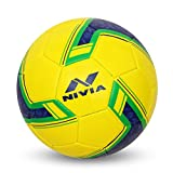 NIVIA SPINNER MACHINE STITCHED FOOTBALL SIZE -5 (BRAZIL)