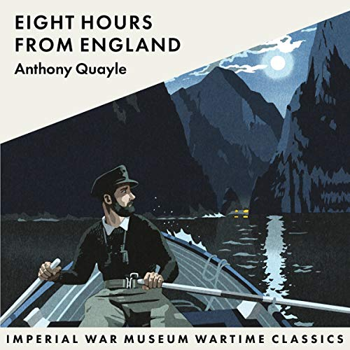 Eight Hours From England cover art