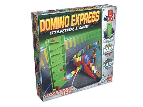 Goliath Toys 81005 Domino Express Starter, Mehrfarbig