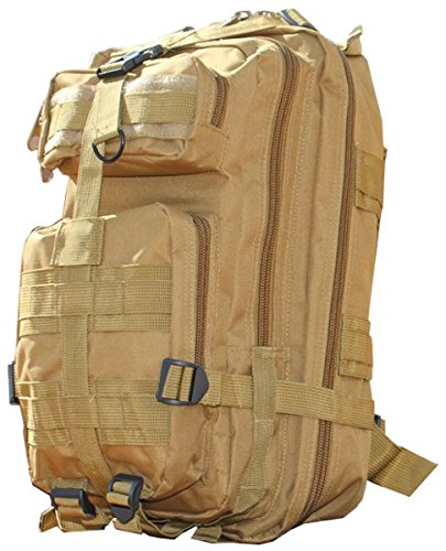 J5 Tactical Personal Get Home Bag - Cayote Tan