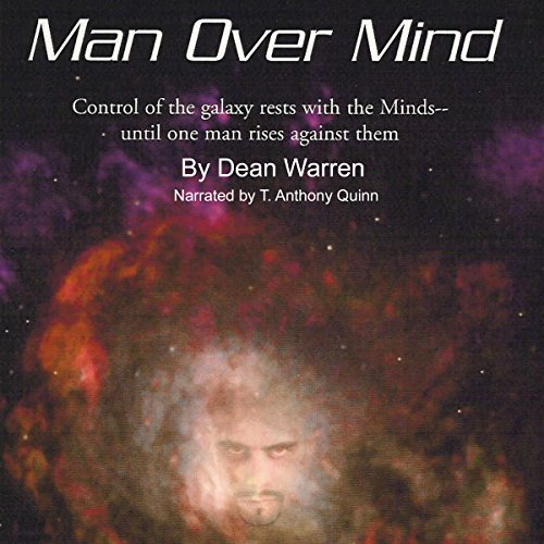 Man over Mind audiobook cover art