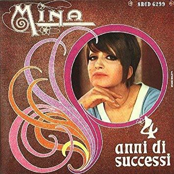 4 Anni di Successi Cd papersleeve originale ( 1° pubblicazione maggio 1967 in Lp ) Musica Italiana anni 60