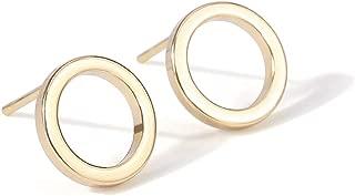 Best circle earrings mens Reviews