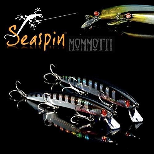 Seaspin Mommotti 140 SS Mul Lure di Pesca SW