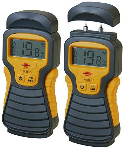 2er Set Brennenstuhl Feuchtigkeits-Detector MD, 1298680