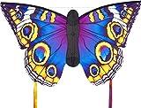 HQ–Butterfly Kite buckeyel Cometas, 106548, Azul