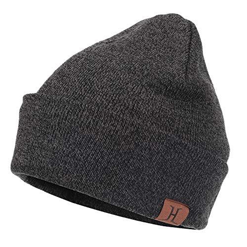 1-3 PCS Winter Beanie Mütze Schal Touchscreen Handschuhe für Männer und Frauen, Mit Warme Strickfleece Gefüttert Mütze Handschuhe Infinity Schal