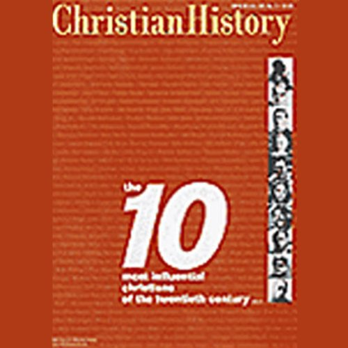 Christian History Issue #65 audiobook cover art