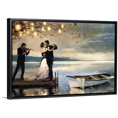 Twilight Romance Canvas