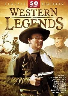 Western Legends 50 Movie Pack by John Wayne