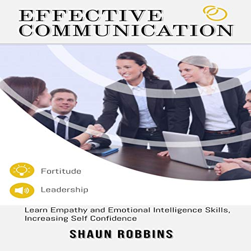 Effective Communication Audiobook By Shaun Robbins cover art