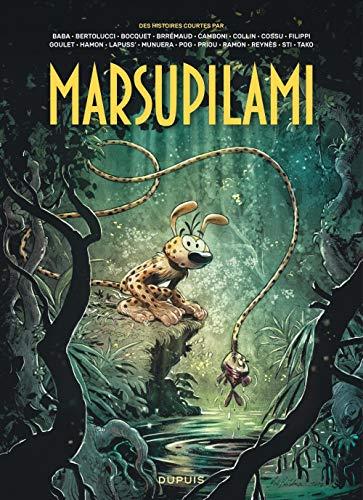 Mirror PDF: Marsupilami par - tome 1 - Des histoires courtes du Marsupilami par... Tome 1