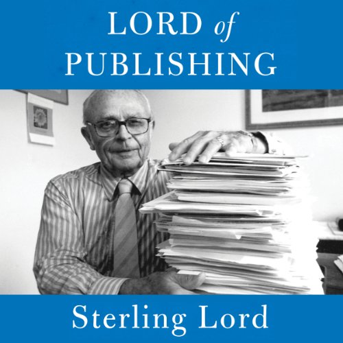 Lord of Publishing audiobook cover art