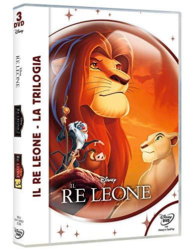 Cofanetto Il Re Leone Trilogia (3 DVD)