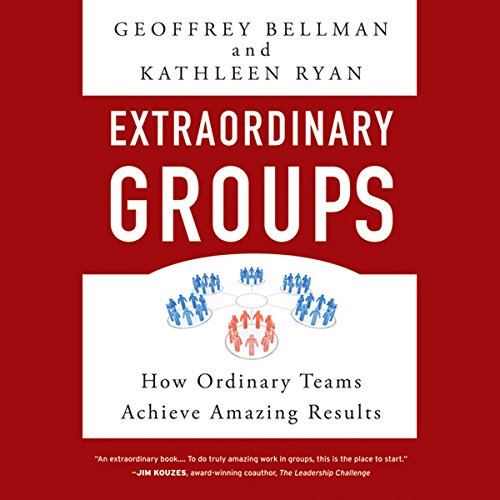 Extraordinary Groups audiobook cover art