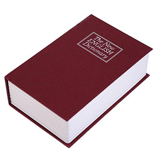 ENGLISH DICTIONARY SECRET BOOK SAFE MONEY BOX JEWELLERY BOX SECURITY SAFETY...