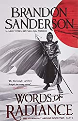 Cover of Words of Radiance by Brandon Sanderson