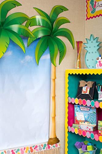 Teacher Created Resources Tropical Trees Bulletin Board (5859) Photo #4