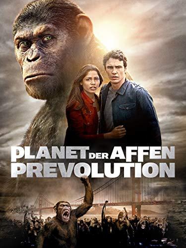 Planet der Affen: Prevolution (4K UHD)