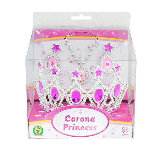 Mazzeo Giocattoli Corona e Gioielli Giocattolo - Corona Princess