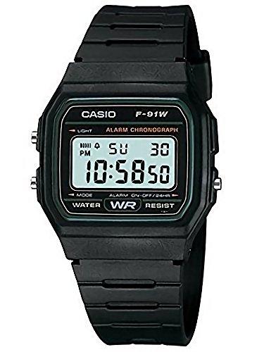 海外CASIO 海外カシオ【並行輸入】 腕時計 F-91W-3 STANDARD スタンダードモデル メンズ 男女兼用